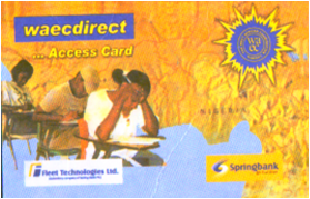 WAEC Scratch Card