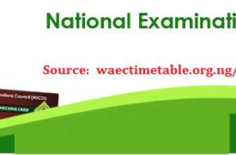 Neco GCE Result: 2015 Nov Dec NECO GCE Results